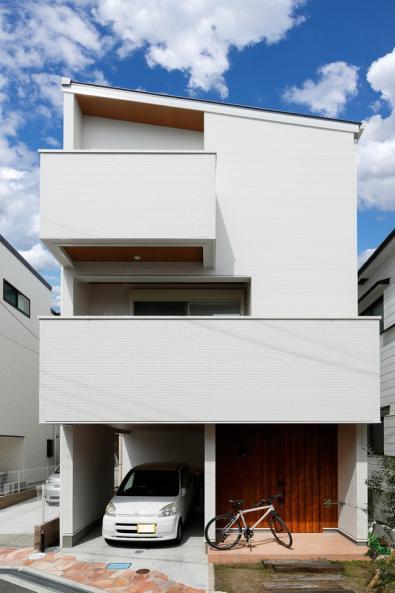 ナチュラルデザインな家